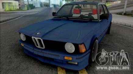 BMW 3-er E21 B44 4.0 Swap para GTA San Andreas
