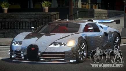 Bugatti Veyron GS-S L2 para GTA 4