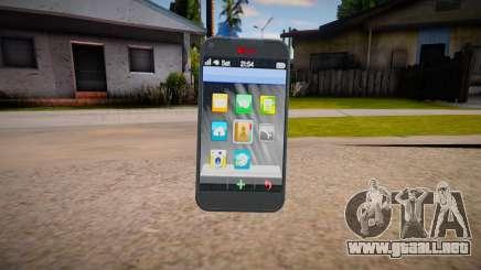 Michael phone from GTA V para GTA San Andreas
