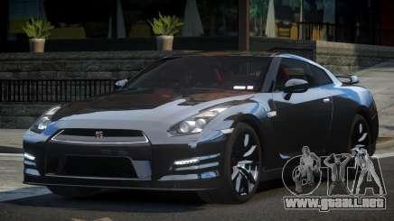 Nissan GT-R V6 Nismo para GTA 4