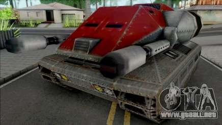 Flame Tank(Brotherhood of Nod) para GTA San Andreas