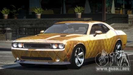 Dodge Challenger GS-R S9 para GTA 4