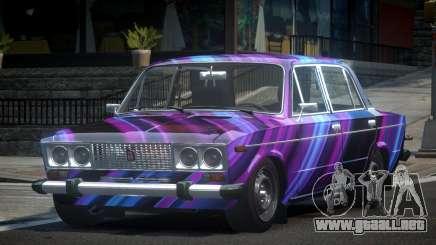 VAZ 2106 BS Drift S2 para GTA 4