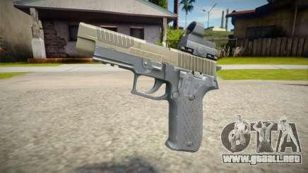 SIG P226R (Escape from Tarkov) para GTA San Andreas