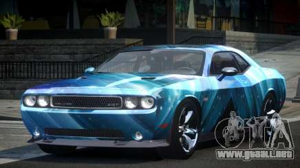 Dodge Challenger GS-R S7 para GTA 4