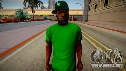 New Sweet (good textures) para GTA San Andreas