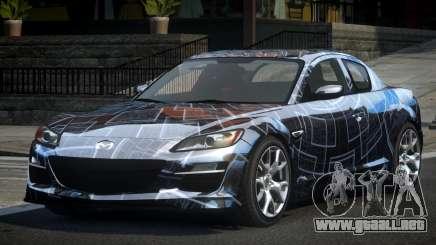 Mazda RX-8 SP-R S9 para GTA 4
