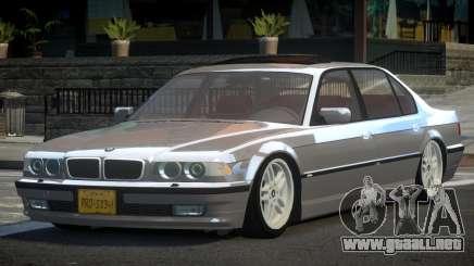 BMW 750iL 90S V1.2 para GTA 4