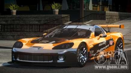 Chevrolet Corvette SP-R S9 para GTA 4