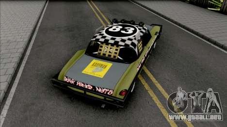 Bloodring Banger Black Edition para GTA San Andreas