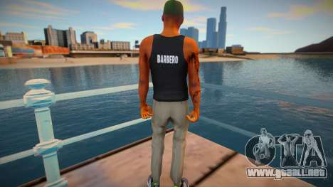 Hate fam3 para GTA San Andreas