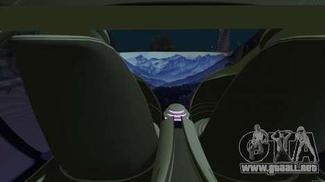 Mercedes-Benz Vision AVTR para GTA San Andreas