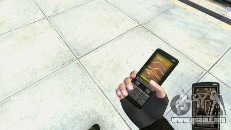 Beta Whiz Phone para GTA 4