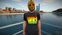 Dude 11 from GTA Online para GTA San Andreas