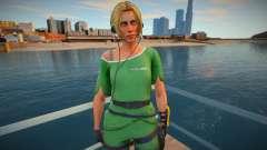 Polizei girl para GTA San Andreas