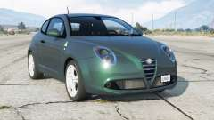 Alfa Romeo MiTo Quadrifoglio Verde (955) 2014〡add-on v2.4 para GTA 5
