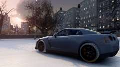 Winter Liberty para GTA 4
