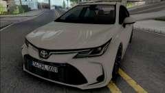 Toyota Corolla 2020 Hybrid