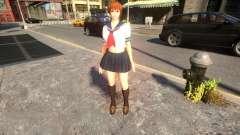 Kasumi Sailor School para GTA 4