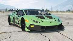 Lamborghini Huracan GT3 EVO 2018〡add-on para GTA 5