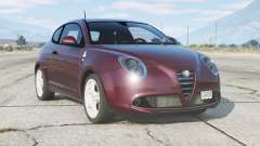 Alfa Romeo MiTo Quadrifoglio Verde (955) 2014〡add-on v2.2 para GTA 5
