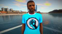 Nigga 3 from GTA Online para GTA San Andreas