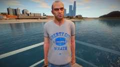 Trevor Liberty City shirt para GTA San Andreas