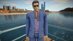 Johnny Cage in a suit para GTA San Andreas