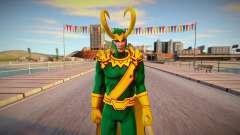 Loki (Classic) para GTA San Andreas