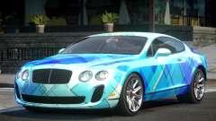 Bentley Continental BS Drift L3