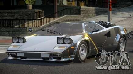 Lamborghini Countach U-Style S5 para GTA 4
