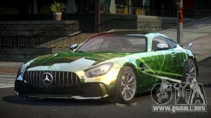 Mercedes-Benz AMG GT Qz S1 para GTA 4
