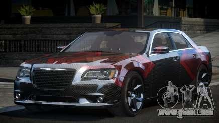 Chrysler 300C SP-R S1 para GTA 4
