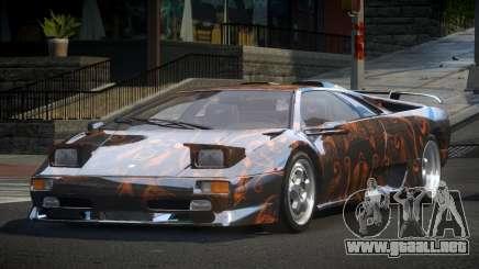 Lamborghini Diablo SP-U S2 para GTA 4