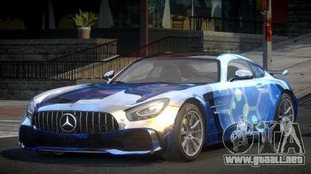 Mercedes-Benz AMG GT Qz S3 para GTA 4