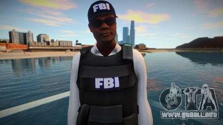 Guard FBI para GTA San Andreas
