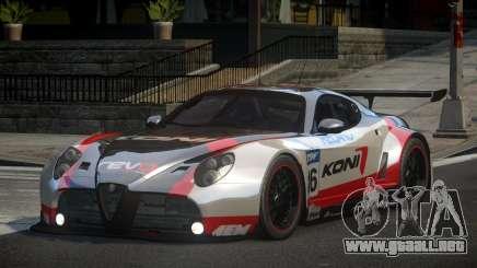 Alfa Romeo 8C Competizione GS-R S10 para GTA 4