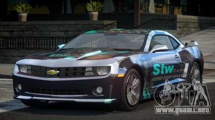Chevrolet Camaro PSI-S S10 para GTA 4