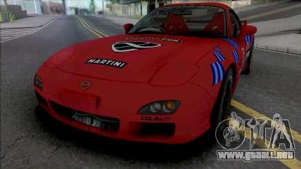Mazda RX-7 Spirit R para GTA San Andreas