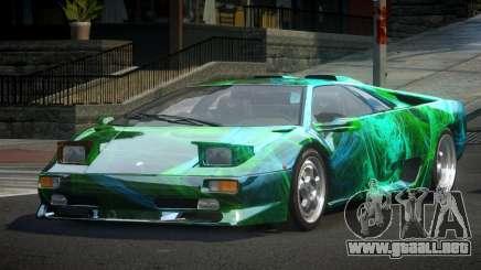 Lamborghini Diablo SP-U S3 para GTA 4