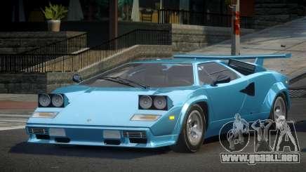 Lamborghini Countach U-Style para GTA 4