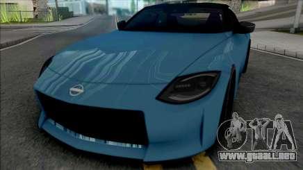 Nissan 400Z 2021 (CSR2) para GTA San Andreas