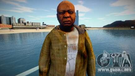 Indigente de GTA 5 v3 para GTA San Andreas