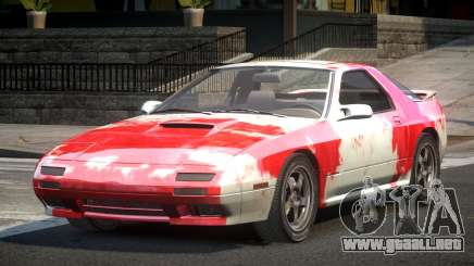 Mazda RX7 Abstraction S9 para GTA 4