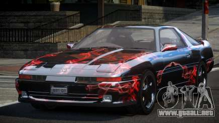 Toyota Supra PSI-R S7 para GTA 4