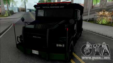 GTA IV Brute Enforcer para GTA San Andreas