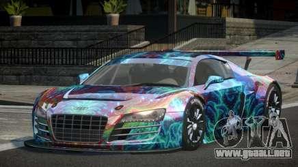 Audi R8 US S2 para GTA 4