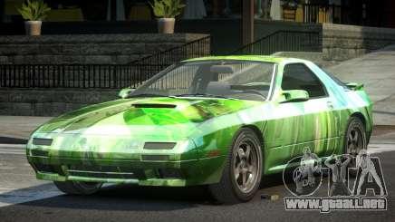 Mazda RX7 Abstraction S3 para GTA 4