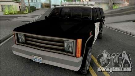 FBI Rancher SAHP para GTA San Andreas