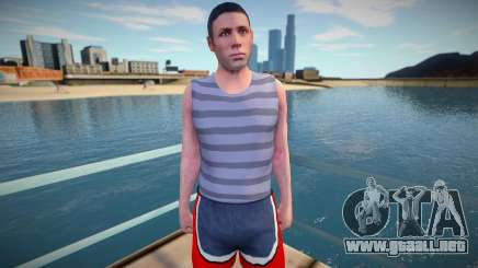 Athlete wmyjg para GTA San Andreas
